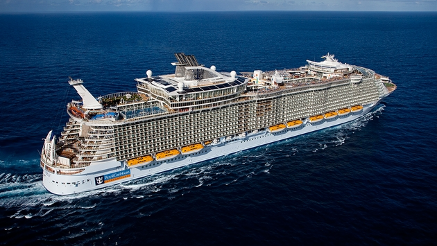 Largest Cruise Ship  The World39s Greatest Vacations