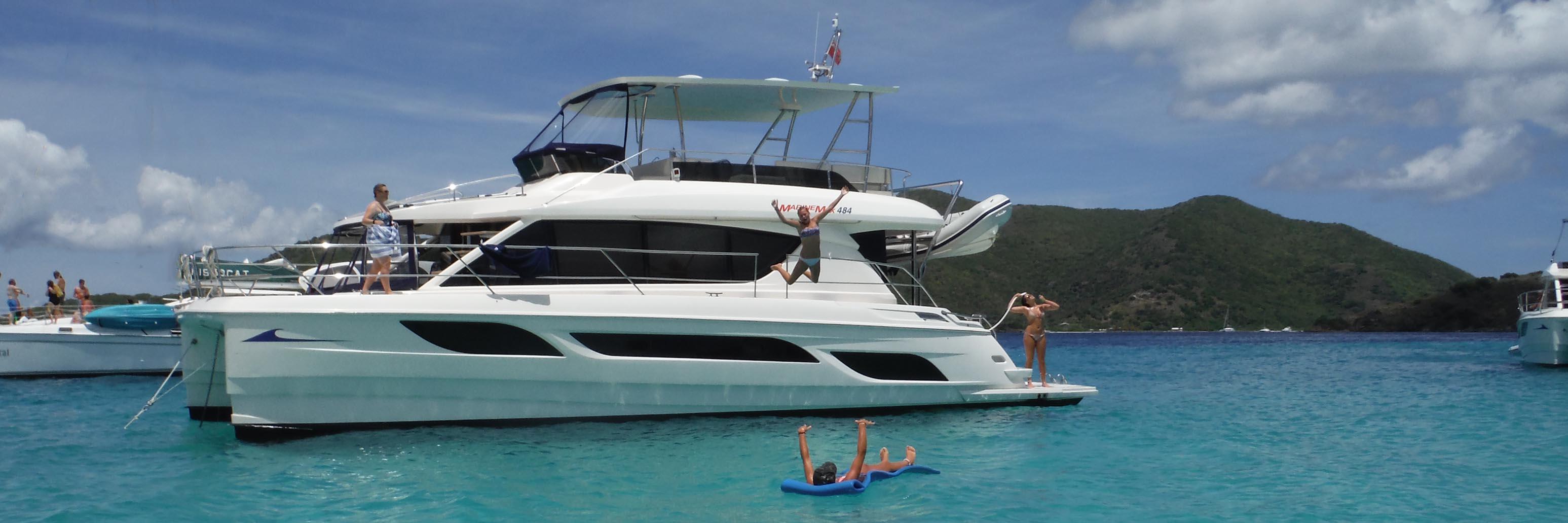 MarineMax Vacations Sandy Spit