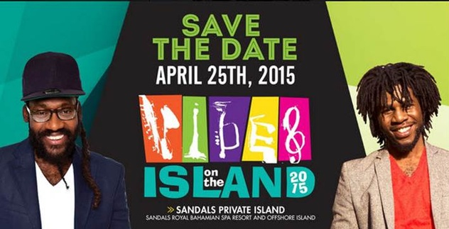Vibes on the Island returns to Sandals Royal Bahamian