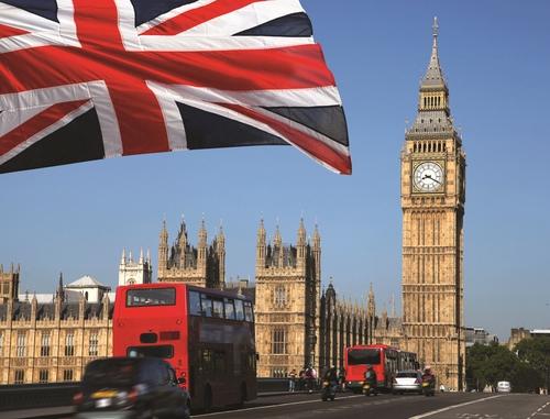 Big Ben with double decker_London_UK_ss_rf_1