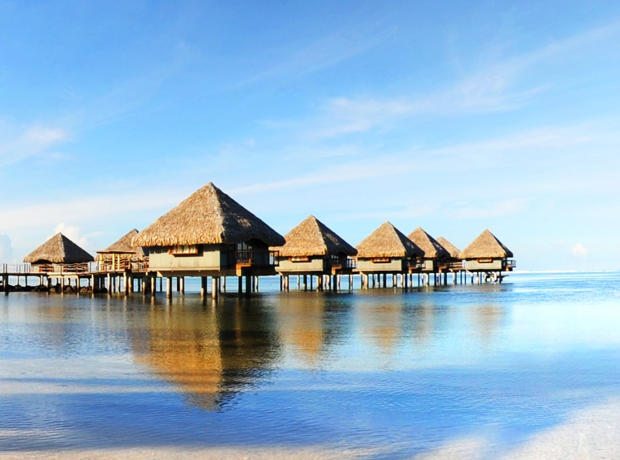 Tahiti Super Sale! Air and 5 Nights from $1198!