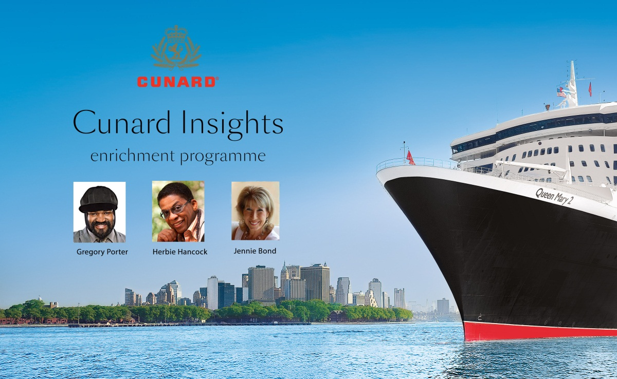Cunard Insights
