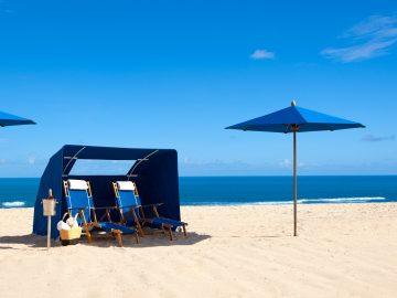 Beach Cabana - Website