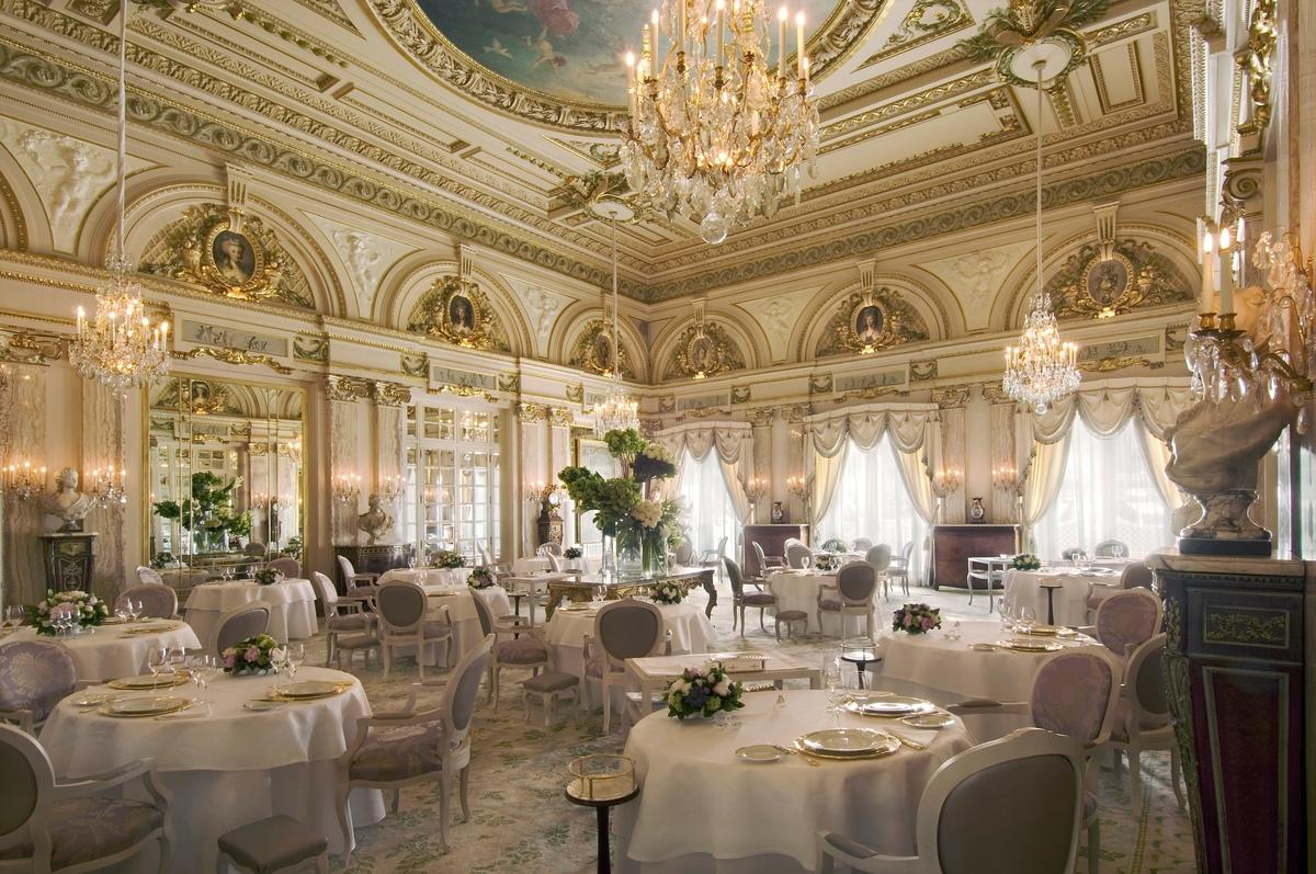 Le Louis XV Alain Ducasse Hotel de Paris_1